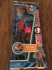 Monster High Swim Class Holt Hyde Wave 2 Justice Exclusive. Rare. Retired. NIB