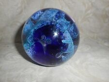 Caithness boxed high seas paperweight