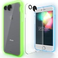 Urcover® Apple iPhone 6 / 6s Farbwechsel Licht Hülle Schutz Etui Case Light
