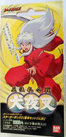 RARE 2001 InuYASHA 40 CARD STARTER DECK FROM Japan-ship free