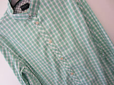 Paul Smith camisa de cuadros talla XL Pit a axila 57.1cm