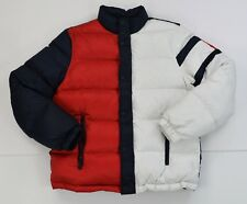 NWT Mens Tommy Hilfiger Puffer Jacket Outerwear ColdStop...