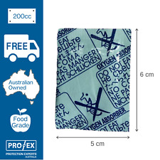 Oxygen Absorber 200cc - (1 packet of 50 units)