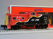 LIONEL NORFOLK SOUTHERN FIRST RESPONDERS CABOOSE O GAUGE train car 6-84530 NEW