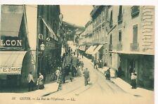 CPA - France - (34) Hérault - Sete - Cette - La rue de l'esplanade