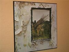 Led Zeppelin Four Sticks Stairway To Heaven Album Art Mike Damone Fast Times