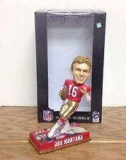 Joe Montana ~ 2016 SF 49ers Legend of the Field LIMITED EDITION Bobblehead
