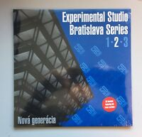 EXPERIMENTAL STUDIO BRATISLAVA SECOND ALBUM WITH CD FACTORY SEALED