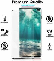 for Samsung Galaxy S20 5G Full Coverage Screen Protector Tempered Glass - BLACK