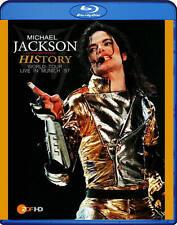 Michael Jackson History World Tour Live In Munich 97 Blu-Ray
