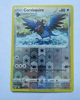 155/189 Corvisquire REVERSE HOLO Pokemon Trading Card Game TCG | Darkness Ablaze