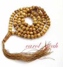 Reiki Sandalwood beads 8mm 108 Buddhist Bracelet Buddha Prayer Mala Necklace