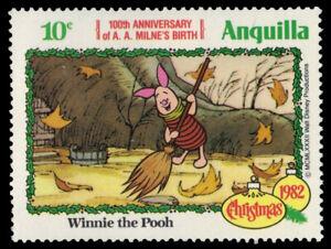 """ANGUILLA 516 (SG539) - A.A. Milne Birth Centenary """"Winnie the Pooh"""" (pf84734)"""