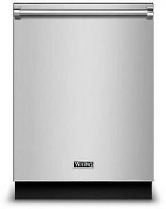 """Viking 24"""" Fully Integrated Stainless 5 Cycles Dishwasher RVDW102WSSS Pics"""