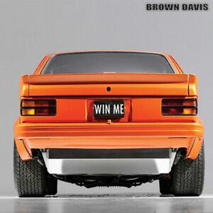 Holden Torana Aluminium Drop Tank- Brown Davis
