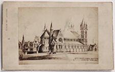 Original vintage 1860s CDV ENGLAND Newcastle by L. LAFFON