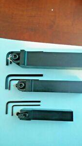 WTENN lathe tool holders. 25mm, 20mm, 16mm. Select size
