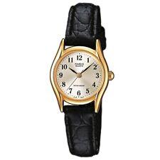 Casio Ltp-1154pq-7b2 Damenuhr Quarz Leder Armband