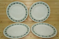 "Royal Doulton Tapestry (4) Dinner Plates, 10 5/8""  (Box #2)"