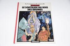 Les compagnons du Crépuscule T1 Le sortilège du des brumes EO / Bourgeon //