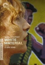 White Material [Criterion Collection] (2011, DVD NEUF)