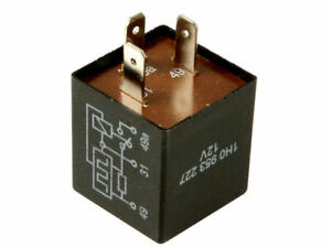 For 1980-1984 Volkswagen Rabbit Convertible Turn Signal Relay 53318BY 1981 1982