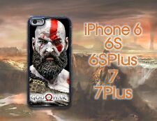 God of War Kratos Snap On Case for iPhone 6/ 6s/ 6 Plus/ 6s Plus/ 7and 7 Plus