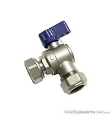 """Heatline 15mm x1/2"""" Swivel Domestic Water Inlet Valve D002160280-15BH Heatline"""