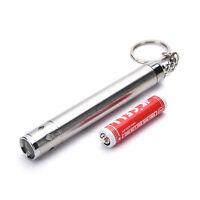 Mini LED Small Flashlight Torch Aluminum Medical Doctor Nurse Pen Light FO