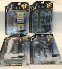 1998 The X-Files Series 1 McFarland Figures Lot Of 4 New In Box