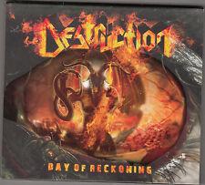 DESTRUCTION - day of reckoning CD