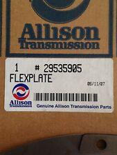 Allison Transmission flexplate 29535905 NEW