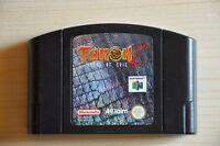 N64 - Turok 2: Seeds of Evil für Nintendo 64
