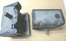 66 67  LINCOLN  MOTOR MOUNTS PAIR CONVERTIBLE PAIR 1966 1967 LINCOLN