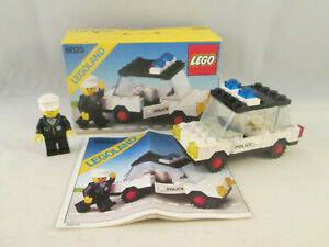 Lego Classic Town - 6623 Police Car