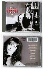 SHEENA EASTON What Come Naturally .. 1991 MCA CD mit POSTERBOOKLET