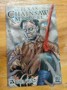 THE TEXAS CHAINSAW MASSACRE #1VF/NM THE GRIND COVER A AVATAR PRESS