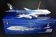 "Ansett B747-300 "" Olympic 2000 "" Scale 1:200 Diecast Models BBOX212         RARE"