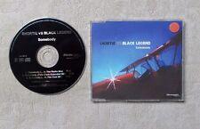 "CD AUDIO MUSIQUE / SHORTIE VS BLACK LEGEND ""SOMEBODY"" CD MAXI-SINGLE 3T 2001"