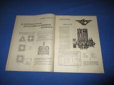 Revue technique automobile RTA moteur CLM type LC et LR