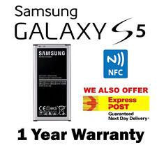 Genuine New Samsung Galaxy S5 G900 i9600 Battery 12 Month Warranty 2800mAh NFC