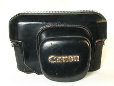 Canon 7 Rangefinder Camera's Leather Case Only