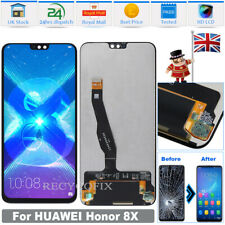 For Huawei Honor 8X JSN-L21 LCD Screen Replacement Touch Digitizer Display Black