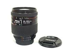 Exc Nikon Zoom-NIKKOR 28-105mm f/3.5-4.5 AF-D D IF AF Lens (1257)