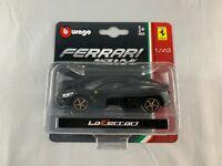 BBURAGO - 1:43 Scale Ferrari LaFerrari La Ferrari Black - BOXED SHIPPING
