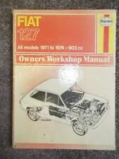 1971 - 1974 Fiat 127 Workshop Manual