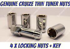 Locking Wheel Nuts S Tuner M12x1.5 For Volvo 740 760 780 940 C30 S40 V40 V50