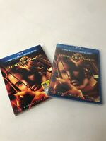 The Hunger Games The World Will Be Watching  Blu-ray Disc 2-Disc Set W/Slipcover