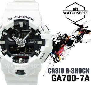 Casio G-Shock new GA-700 Analog-Digital Watch GA700-7A