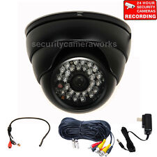 Audio Security Camera Outdoor IR Day Night Wide Angle with SONY Effio CCD BYH
